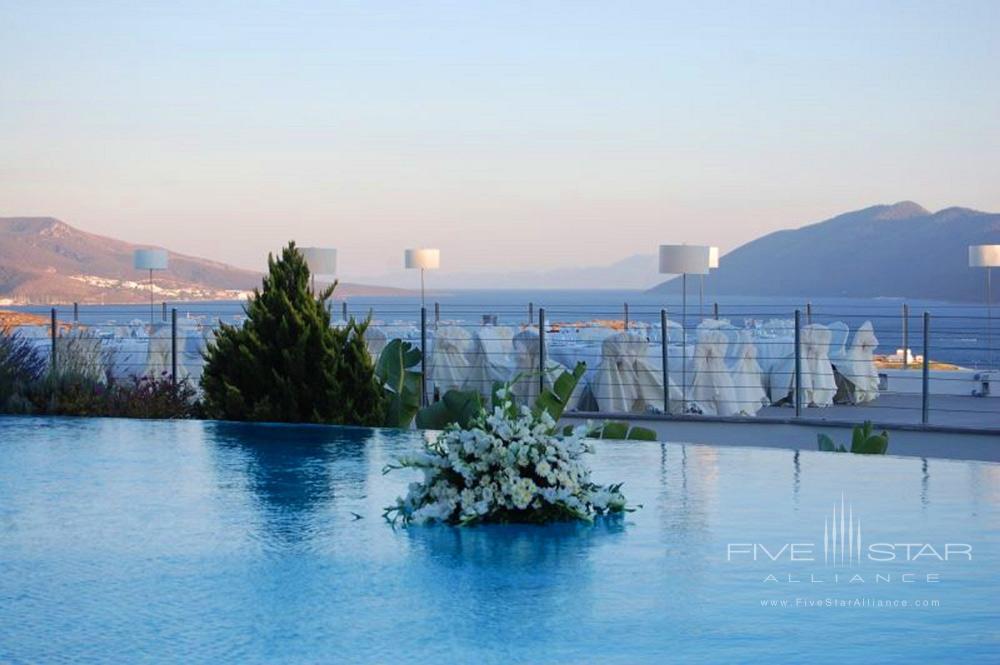 Event Set-up at Doria Hotel Bodrum, Turkey