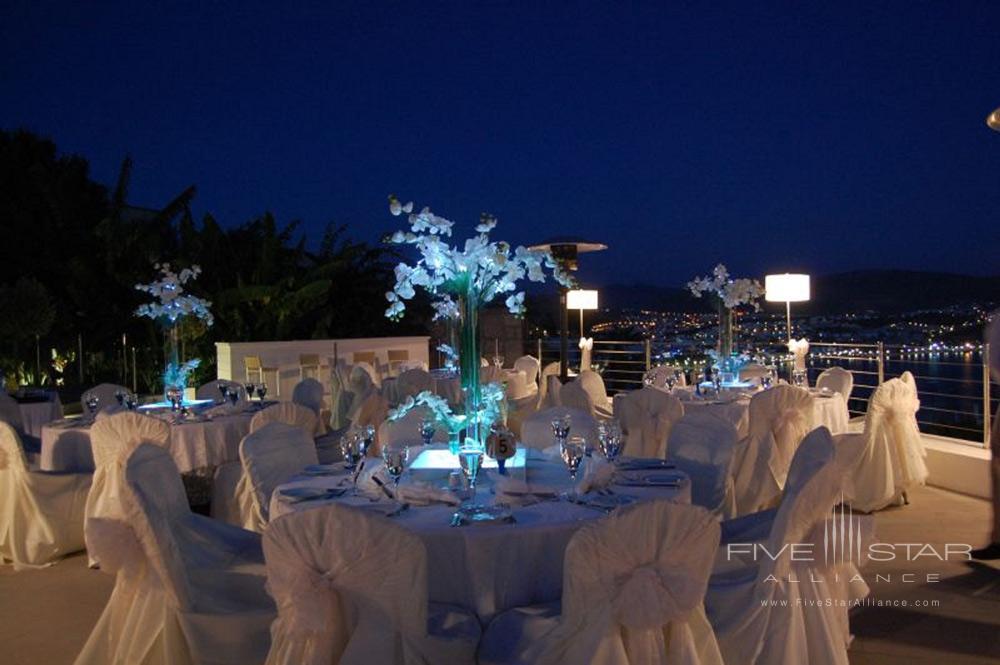 Wedding at Doria Hotel Bodrum, Turkey