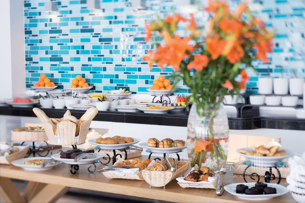 Cuisine at Doria Hotel Bodrum, Turkey