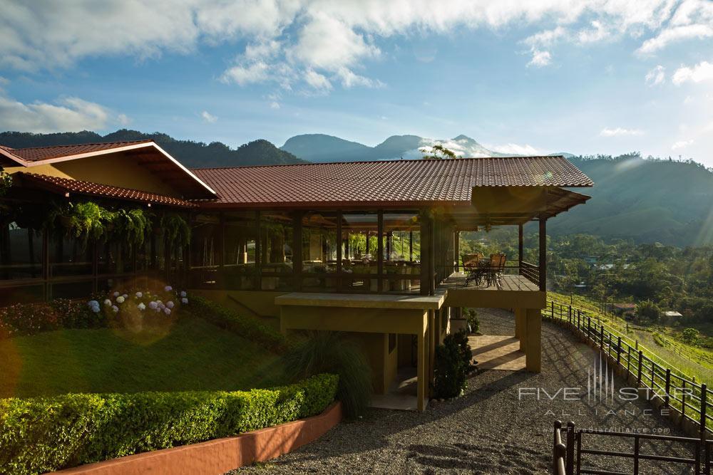 Hacienda AltaGracia Exterior View