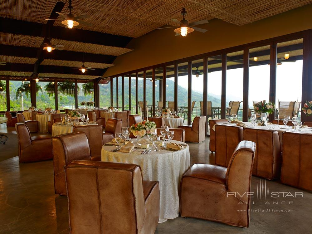 Dining at Hacienda AltaGracia