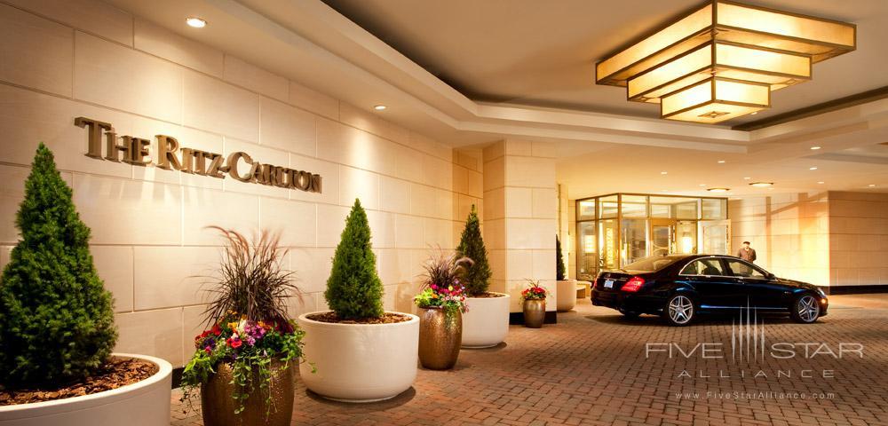 Exterior of The Ritz Carlton Denver