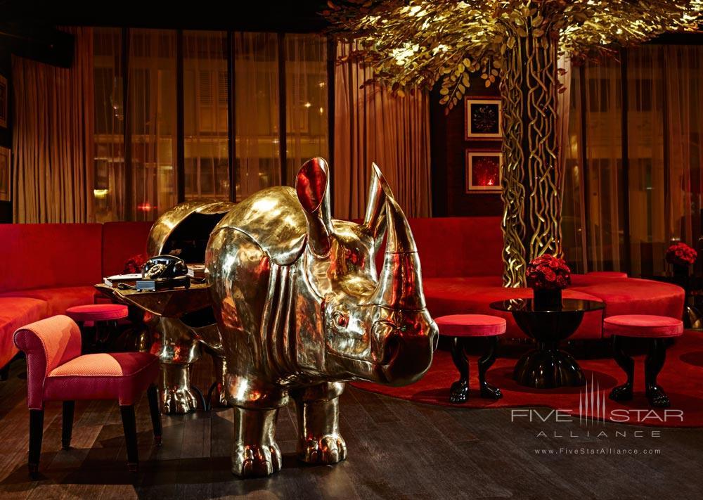 Hotel Vagabond Reception, Singapore