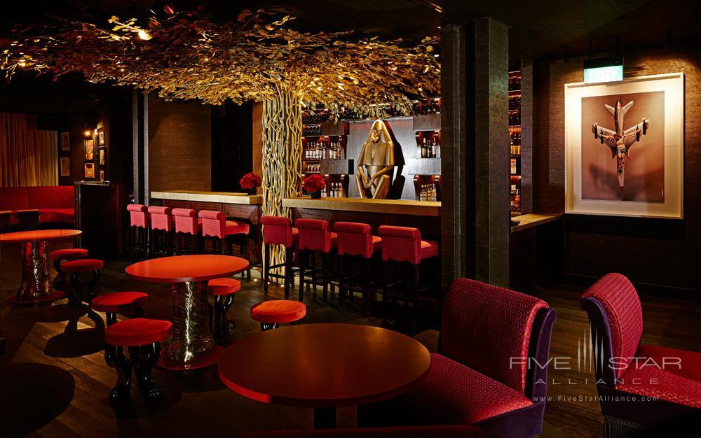 Hotel Vagabond Bar, Singapore