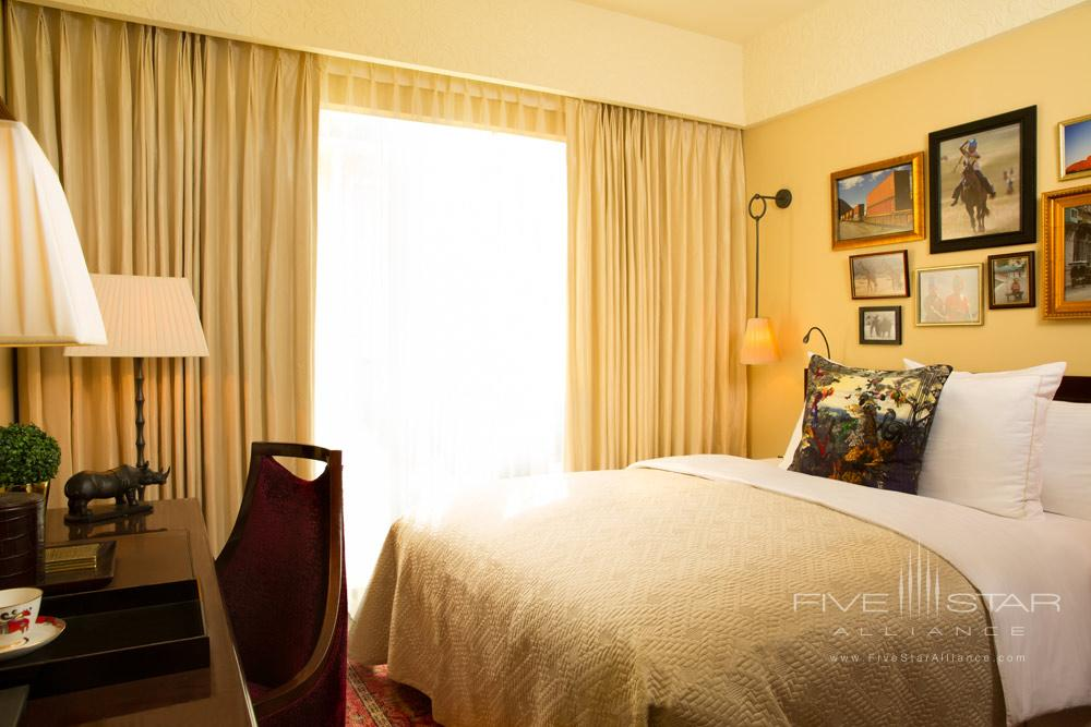 Hotel Vagabond Suite Bedroom, Singapore