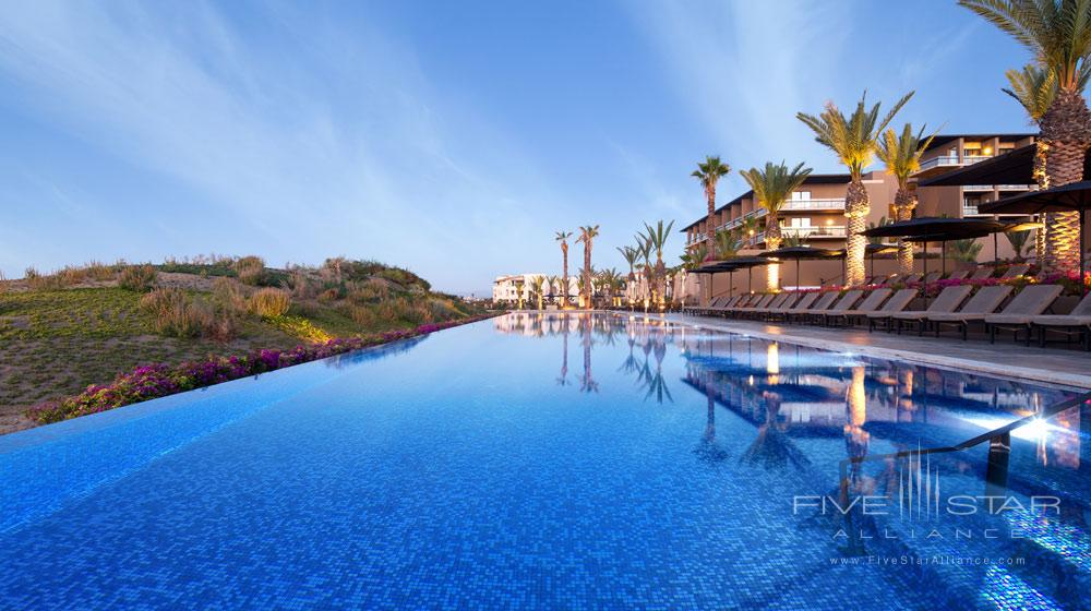 Outdoor Pool at JW Marriott Los Cabos, San Jose del Cabo, Mexico