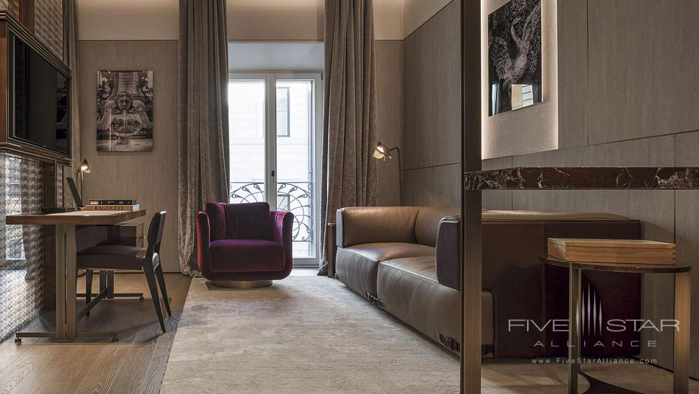 Deluxe Suite at the Fendi Private Suites