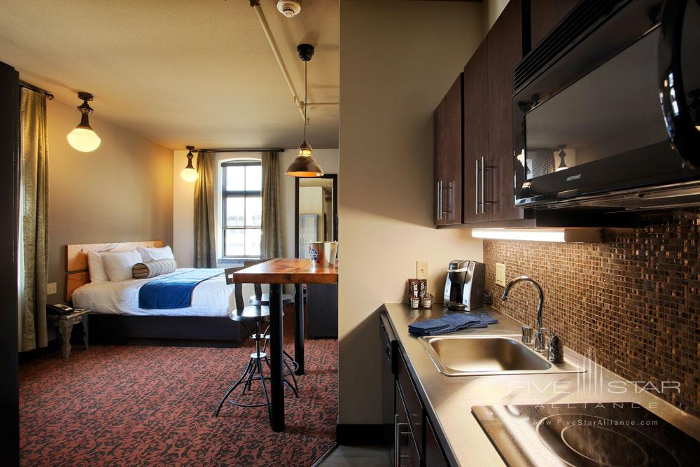 Photo gallery for the brewhouse inn and suites in for Five star hotels in milwaukee