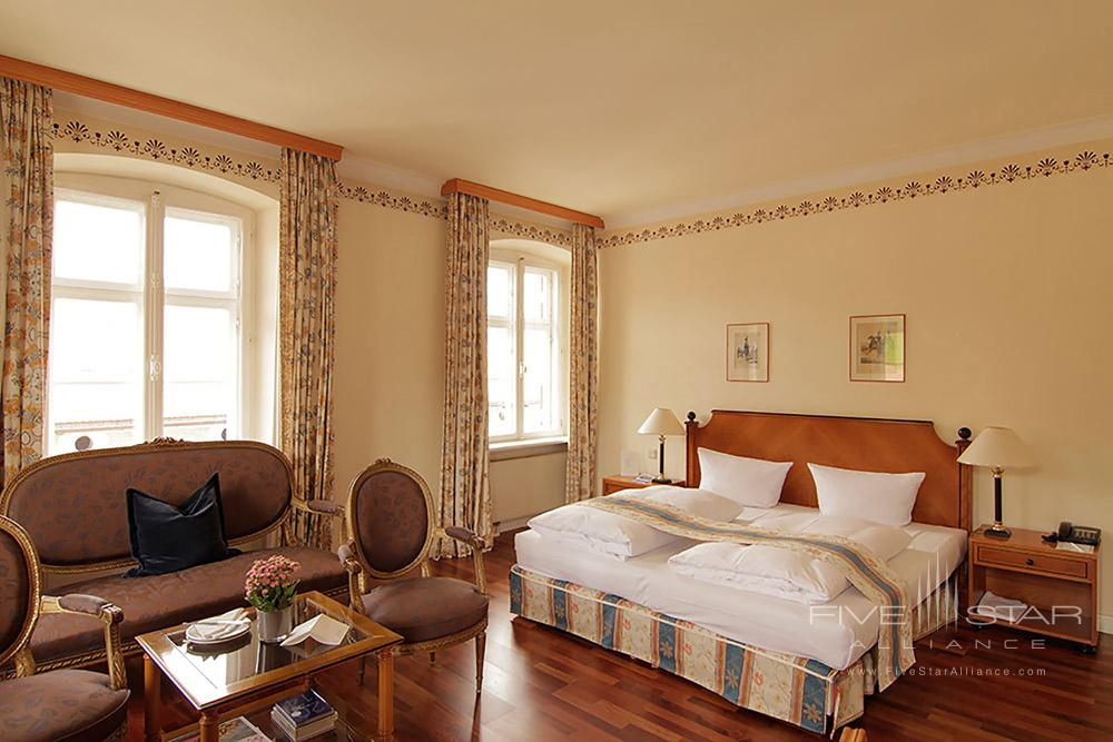 Double Deluxe Room at The Residenz Heinz Winkler, Germany