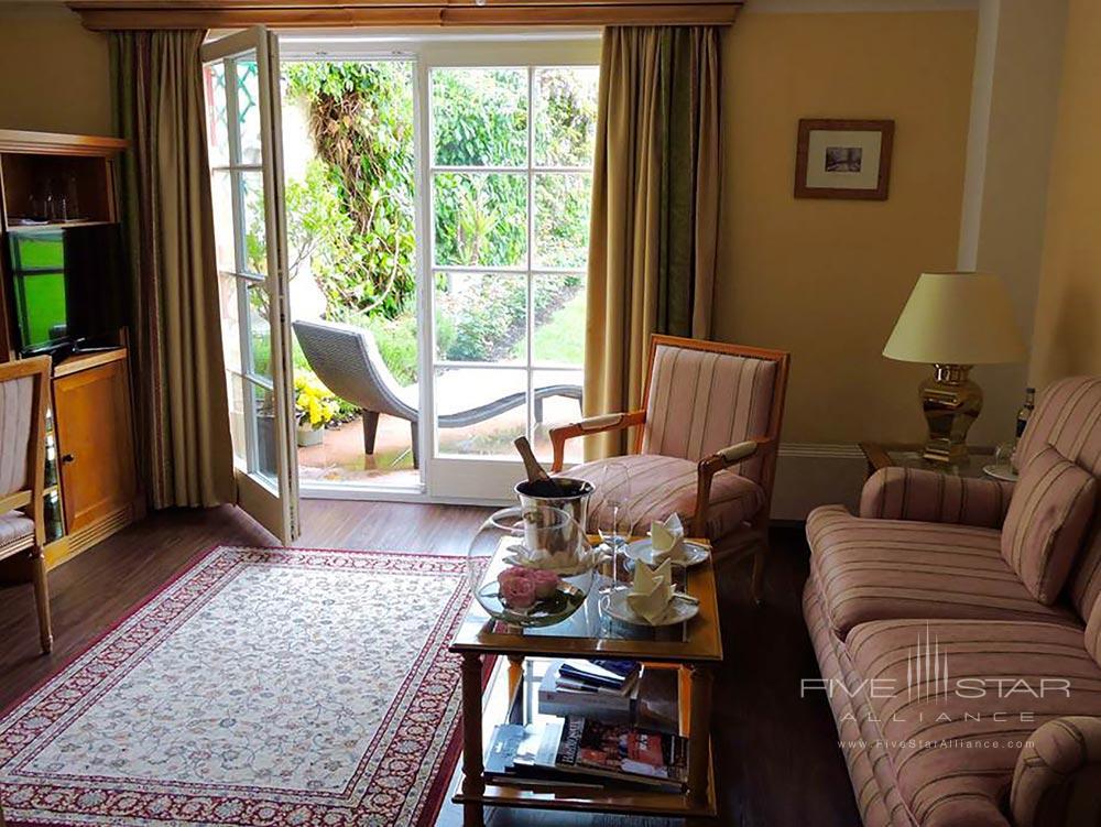Garden Suite at Residenz Heinz Winkler, Germany