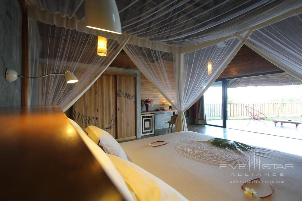 Deluxe Lodge at LHeure Bleue Hotel, Madagascar