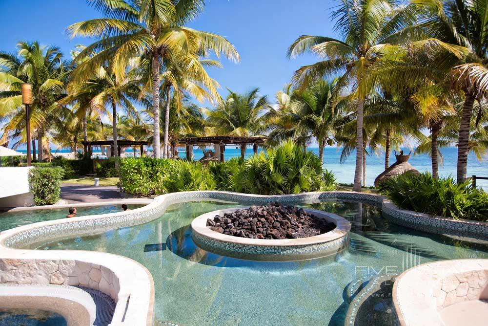 Pool at Villa Del Palmar Cancun, Q.R., Mexico