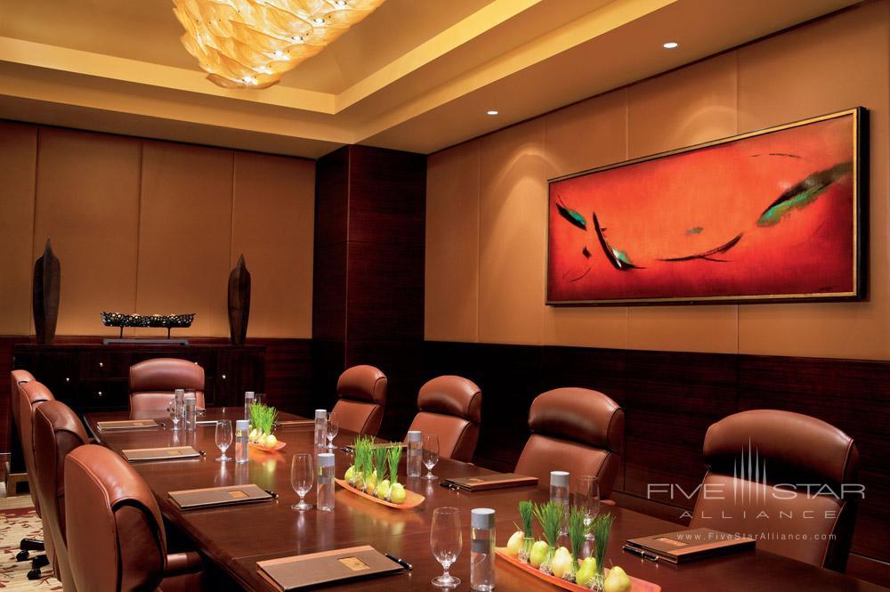 Boardroom at Ritz Carlton Denver