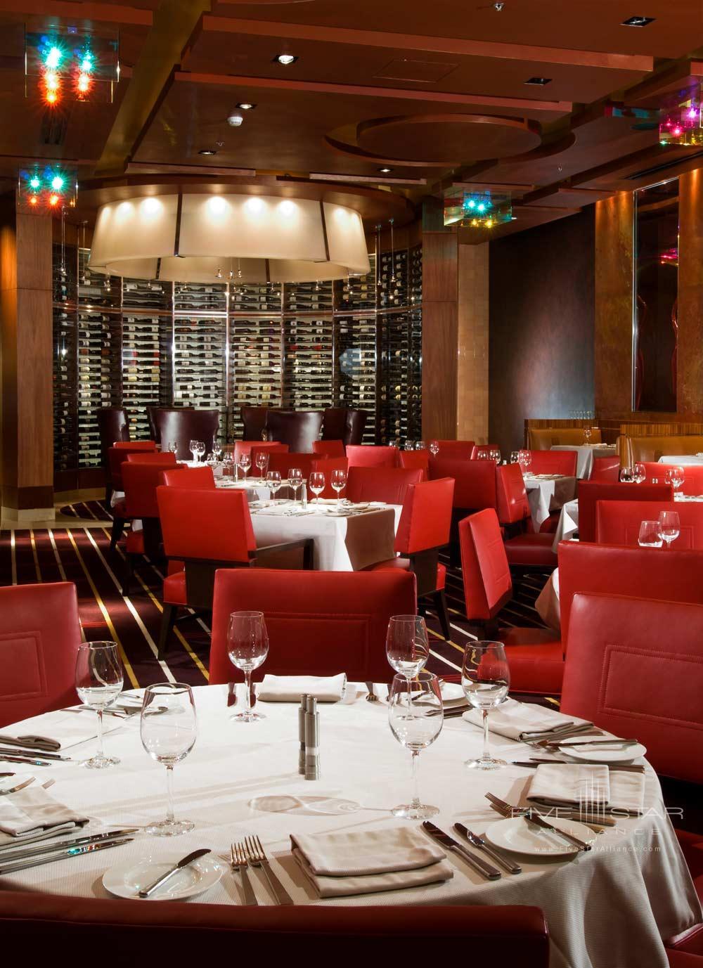 Dining at Ritz Carlton Denver