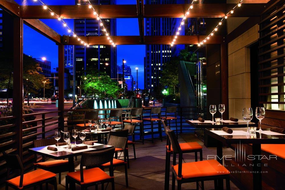 Bar and Lounge of The Ritz Carlton Denver