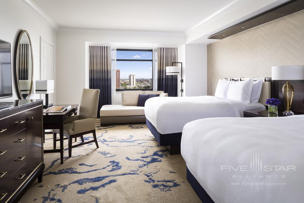 Double Queen Club Guestroom at Ritz Carlton Denver
