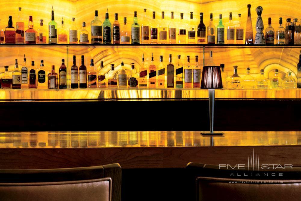 Bar at Ritz Carlton Denver