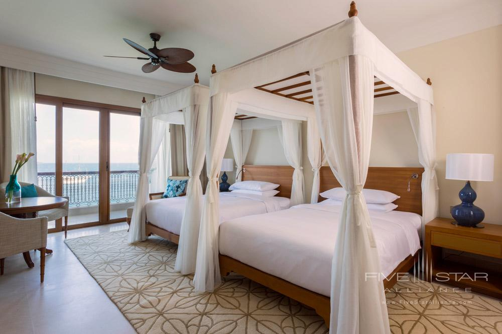 Double Guest Room at Park Hyatt Zanzibar