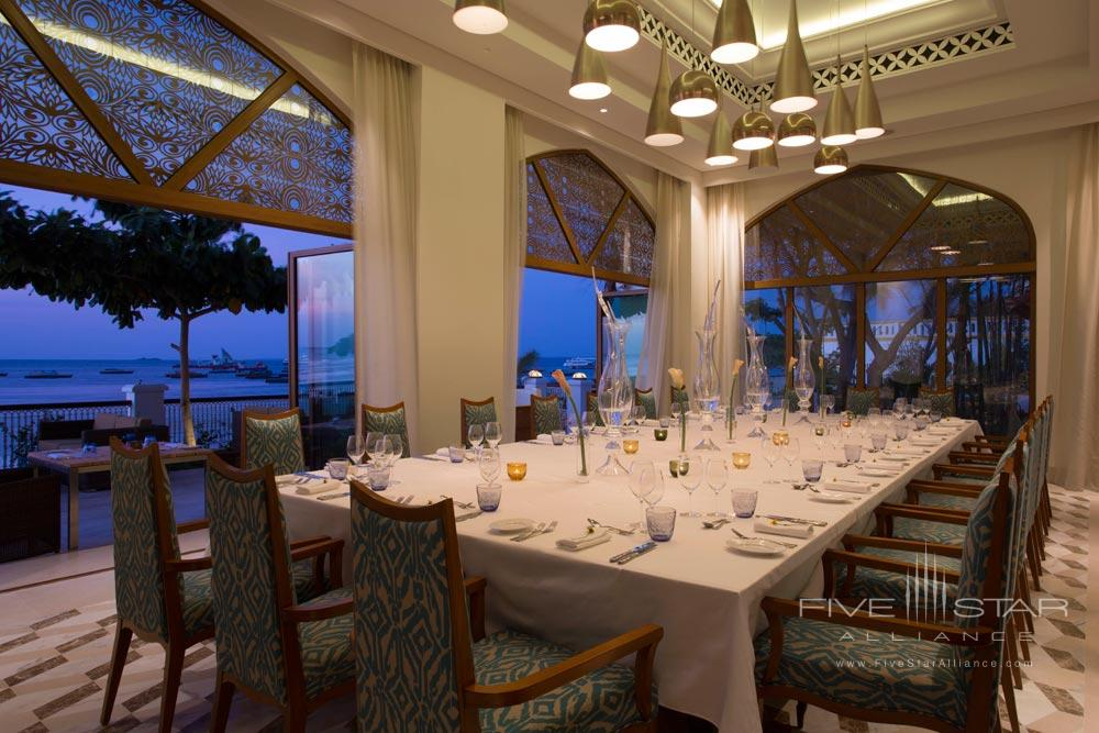 Event Venue at Park Hyatt Zanzibar