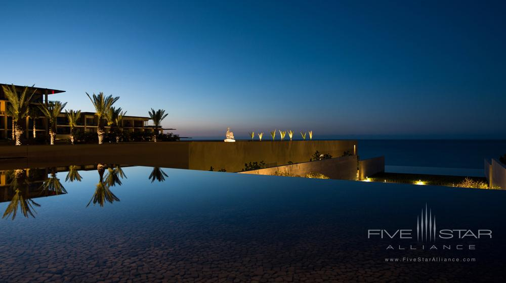 Night Views at JW Marriott Los Cabos, San Jose del Cabo, Mexico