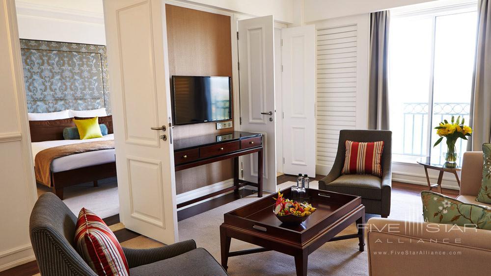 Business Suite Living Area at Villa Rosa Kempinski Nairobi, Kenya
