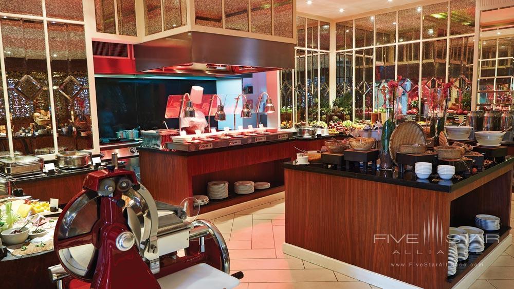 Villa Cafe at Villa Rosa Kempinski Nairobi, Kenya