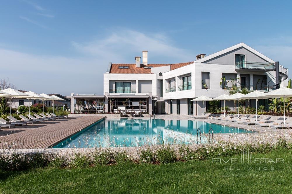 Outdoor Pool at D-Resort Gocek, Turkey