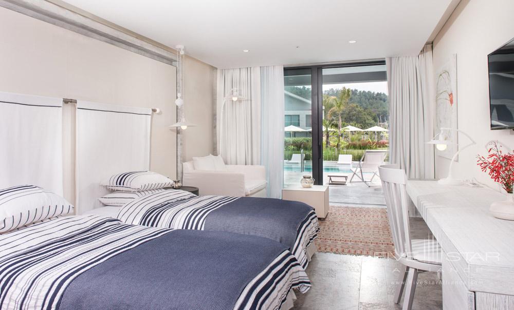 Deluxe Twin Guestroom at D-Resort Gocek, Turkey