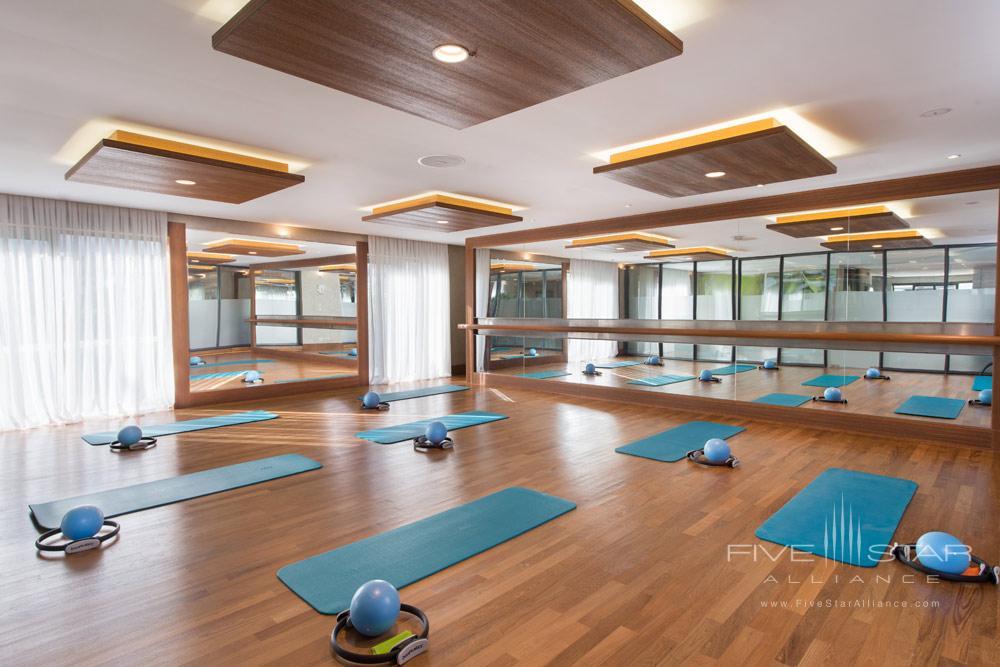 Yoga Studio at D-Resort Gocek, Turkey