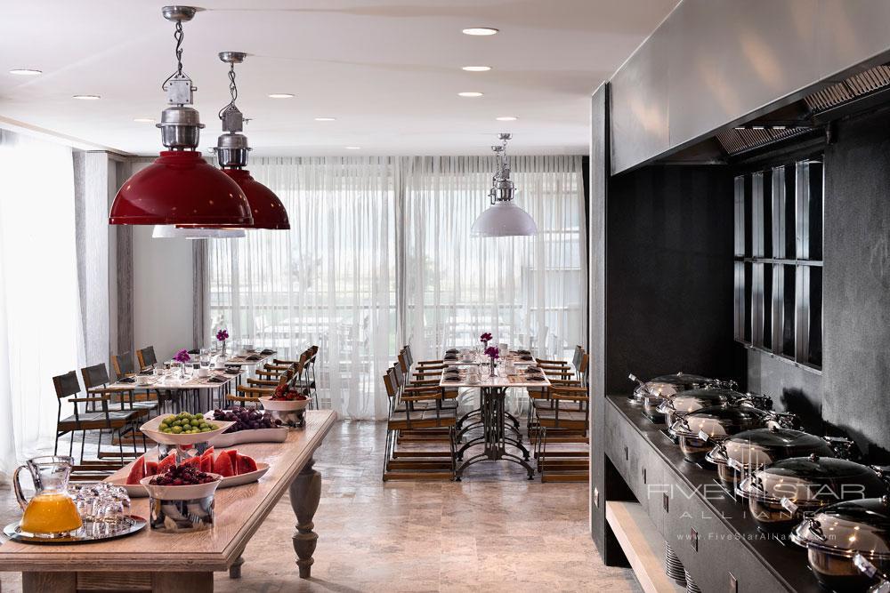 Olive Tree Restaurant at D-Resort Gocek, Turkey