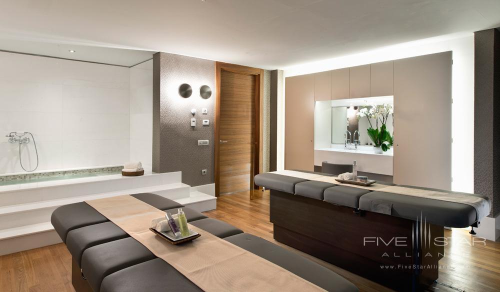 Couples Spa Room at D-Resort Gocek, Turkey