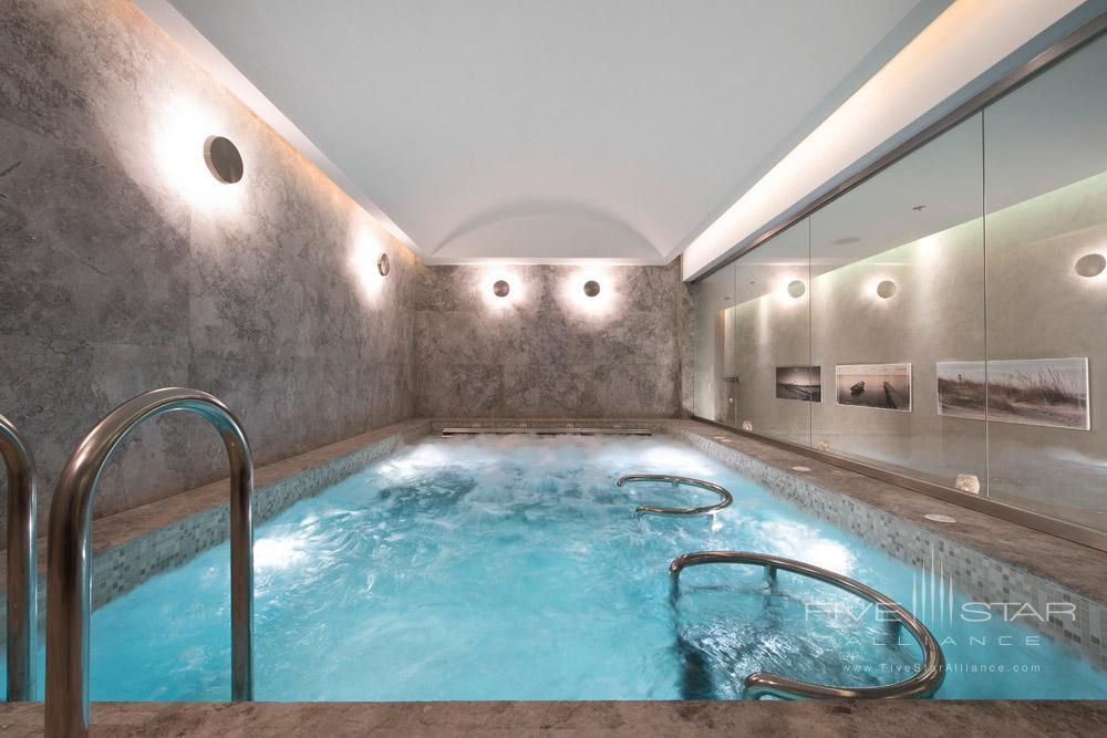 Vitality Pool at D-Resort Gocek, Turkey