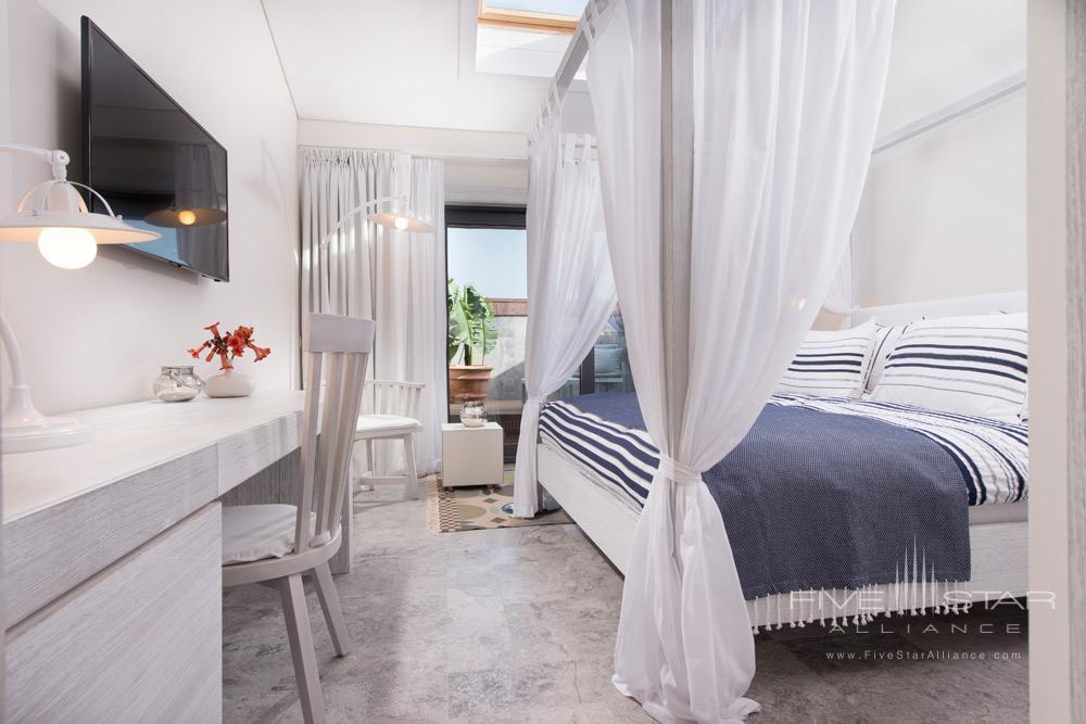 The Attic Guestroom at D-Resort Gocek, Turkey