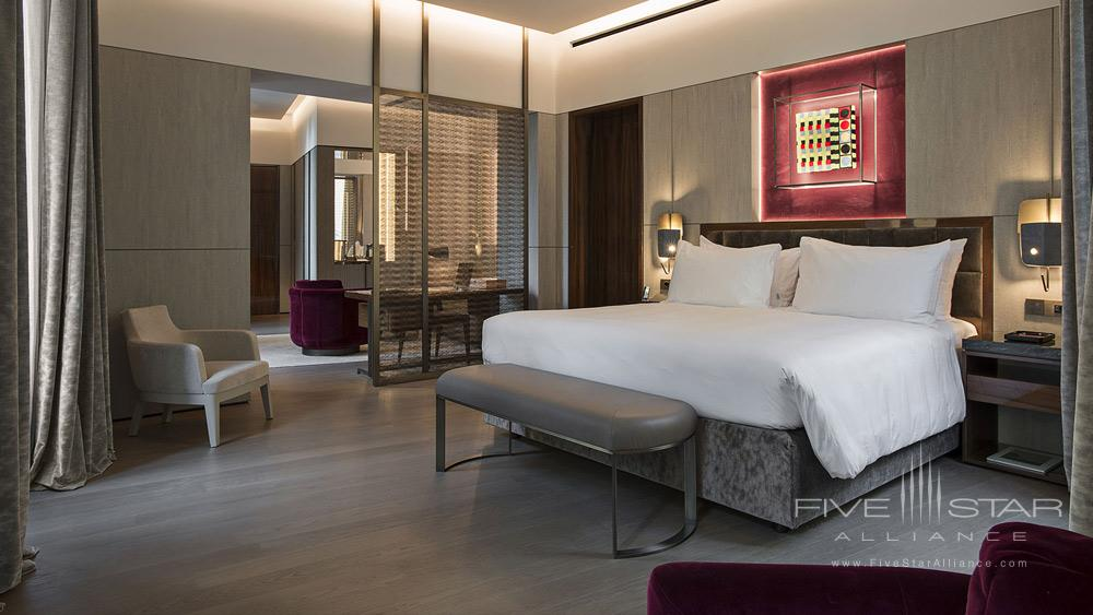 Corner Suite at the Fendi Private Suites