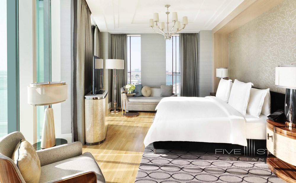 Executive Suite Bedroom at Four Seasons Abu Dhabi, United Arab Emirates