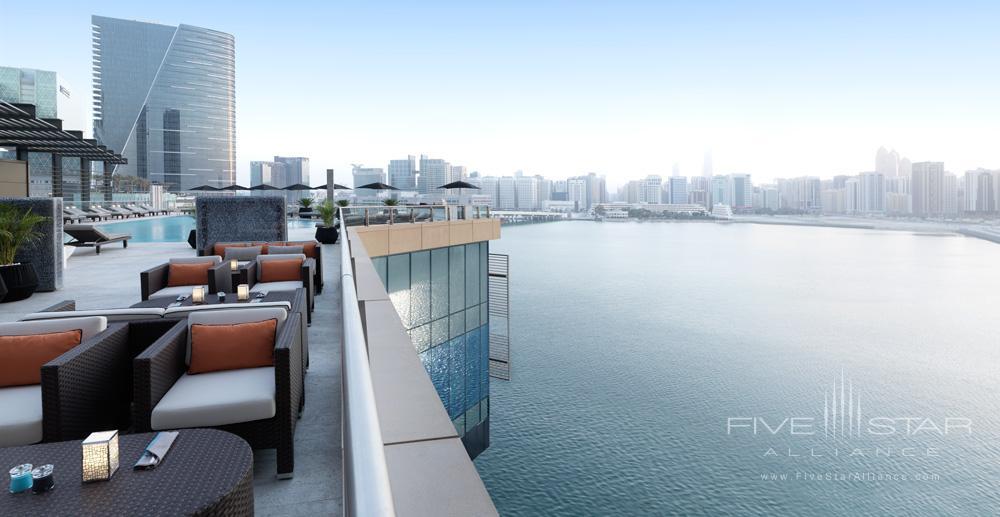 Eclipse Terrace Lounge at Four Seasons Abu Dhabi, United Arab Emirates