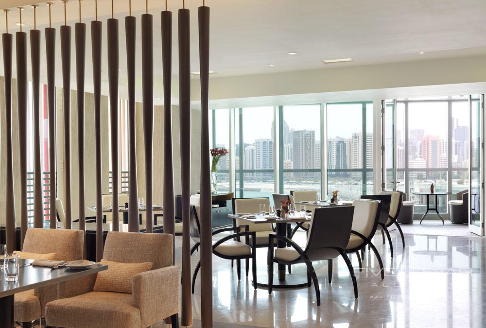 Crust Restaurant at Four Seasons Abu Dhabi, United Arab Emirates