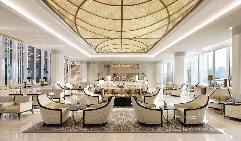 Al Meylas Lobby and Lounge at Four Seasons Abu Dhabi, United Arab Emirates