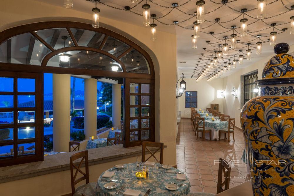 Tapanco Restaurant at Casa del Mar Cabo, Los Cabos, Baja California, Mexico