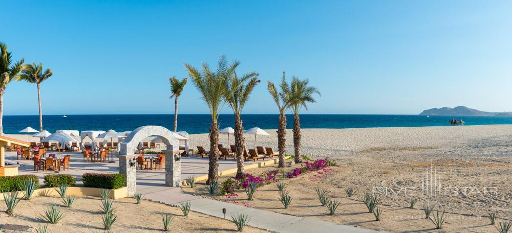 Beach Club at Casa del Mar Cabo, Los Cabos, Baja California, Mexico