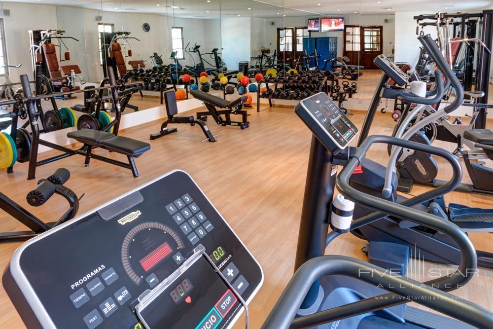 Gym at Casa del Mar Cabo, Los Cabos, Baja California, Mexico