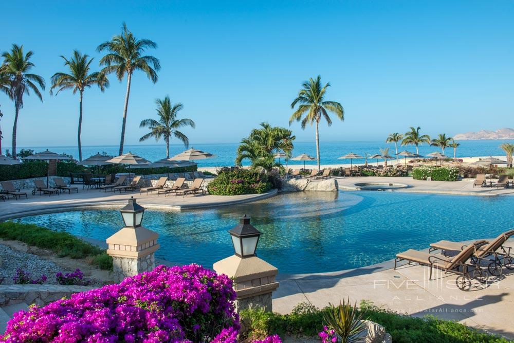 Pool Area at Casa del Mar Cabo, Los Cabos, Baja California, Mexico