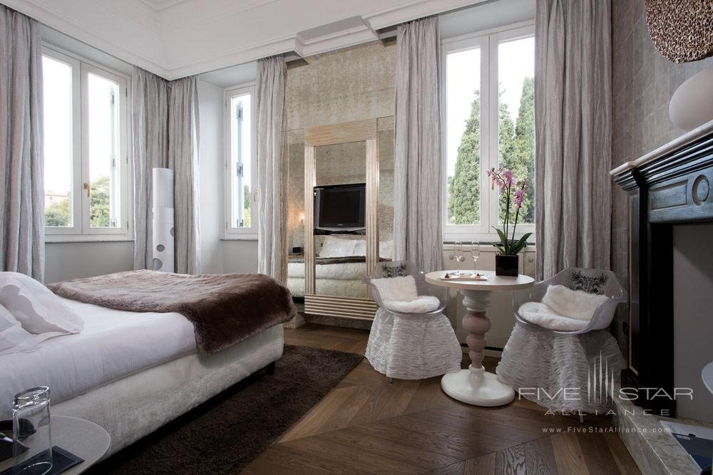 Suite at Palazzo Manfredi, Rome, Italy
