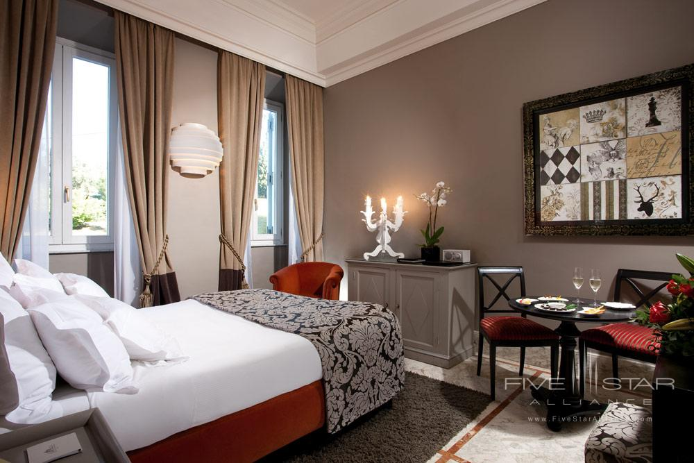 Prestige Suite at Palazzo Manfredi, Rome, Italy