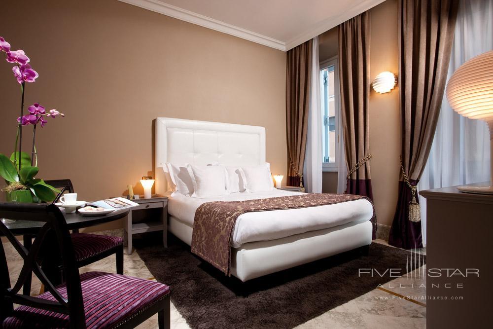 Prestige Room at Palazzo Manfredi, Rome, Italy