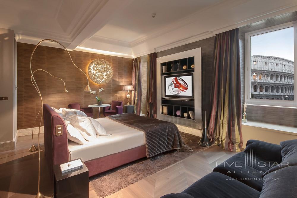 Suite at Palazzo Manfredi