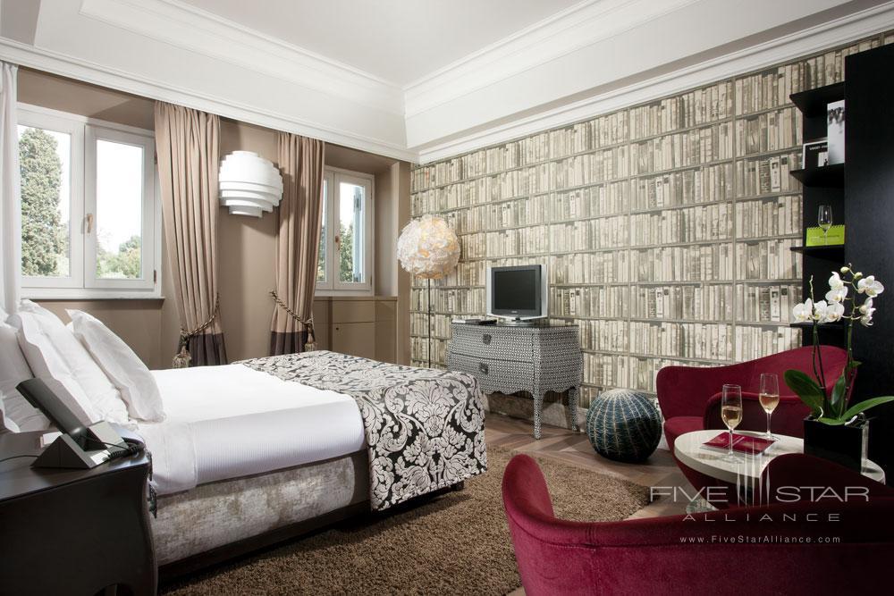 Executive Room at Palazzo Manfredi, Rome, Italy