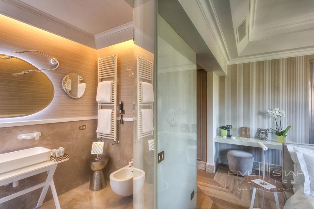 Executive Bath at Palazzo Manfredi, Rome, Italy