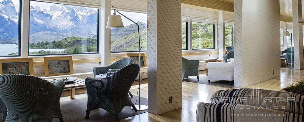 Suite Living at Explora Patagonia, Chile