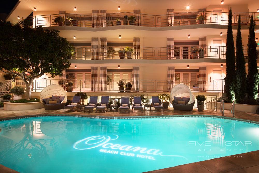 Best bikini hotels santa monica